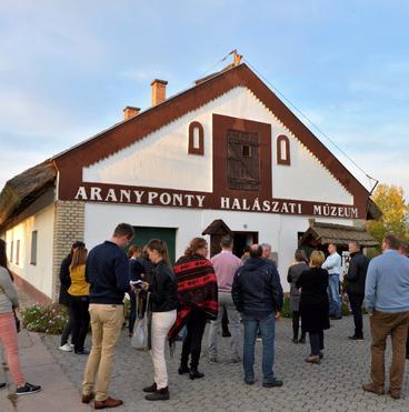 Aranyponty Halászati Múzeum