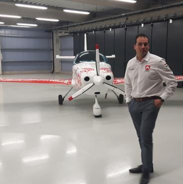 Magnus Aircraft látogatás