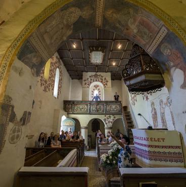 Csarodai templom