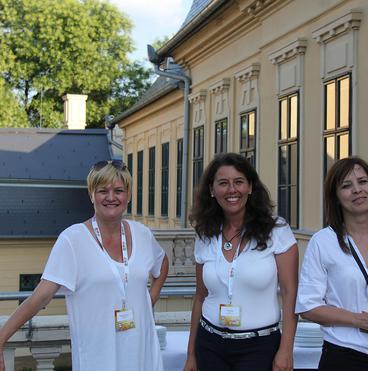 Knapcsek Katalin / KNK PR Ügynökség Siffel Ágnes / Helis Kft. Bata Mónika / Bergland Hungária Kft.
