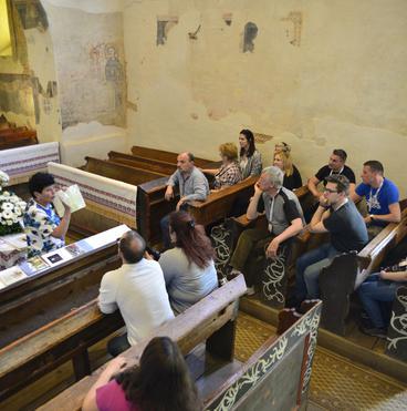 Csarodai református templom